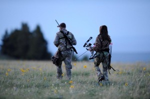 Doyle and Caryn Moss own Mossback Guides & Outfitters