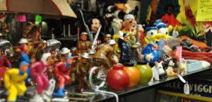 Antique toys from Jitterbug Antiques 243 East Broadway
