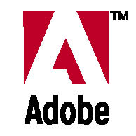Logo for Adobe