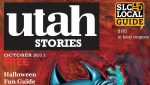 The Utah Stories October Edition is Out!