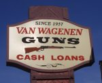 Van Wagenen gun shop in Orem, Utah