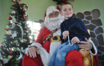 Visit Santa in the Sugar House area of Salt Lake City