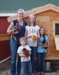 Chicken Coops Are Family Chic in Utah