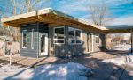 Container houses in Utah