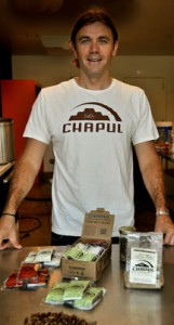 Pat Crowley, founder of Chapul