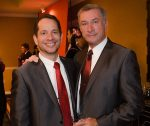 Same-sex marriage advocates rally at Equality Ball