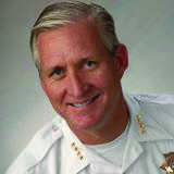 Salt Lake County Sheriff Jim Winder