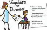 Vouchers for Dummies