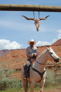 Colin Fryer, Owner of Moab's Red Cliffs Lodge