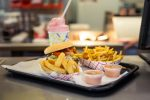 Millie's Burgers  – Shakes and Malts, Burgers and Fries – Just Like Always