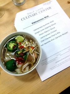 Finished pho and recipes
