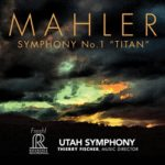 Utah Symphony's First Recording Under Music Director, Thierry Fischer