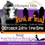 Olympus Hills Shopping Center Trunk or Treat
