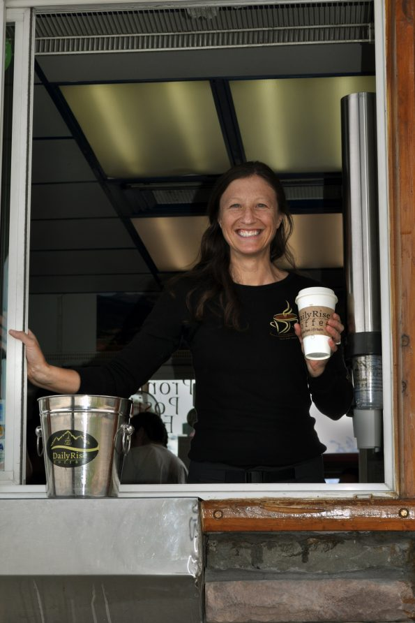 Daily Rise Owner Beth Furton