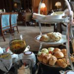Afternoon Tea at the Grand America Hotel