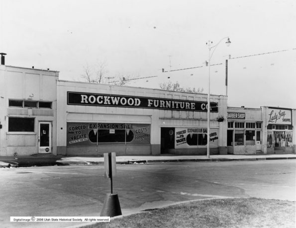 Rockwood Furniture The Oldest Name In Sugar House Has Just Become Newest Most Up To Date Concern Intermountain West