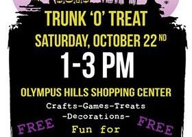 """<h1 itemprop=""""event"""">Olympus Hills Trunk or Treat This Weekend</h1>"""