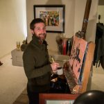Salt Lake City Painter Combines Art and History to Make a Living