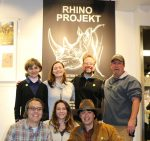 Utah Company Raises Funds to Combat the Killing of Rhinos for Their Horns