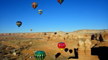 The Bluff Balloon Festival, Theatre and Film, and Other Activities for January 2017