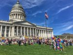 Salt Lake Science March Draws Support From All Walks of Utah Life