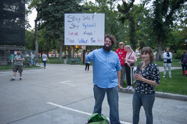 Salt Lake's Anti-Racist Solidarity Rally