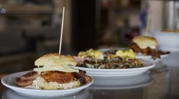Sweet Lake Biscuits & Limeade has a Delectable Menu That Will Have You Coming For Breakfast and Staying For Lunch.