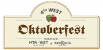 Mountain West Hard Cider and Red Rock Brewery Celebrate 4th West Oktoberfest.