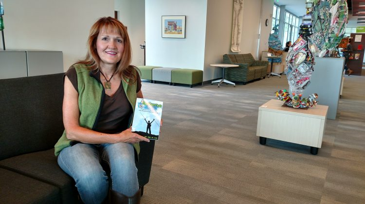 Bionic Author Talks Hip Replacement and Walking Tall