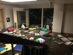 Sprague Library and the Sugar House Flood