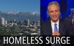 Did A Daily Show Story Flood Salt Lake City with Homeless?