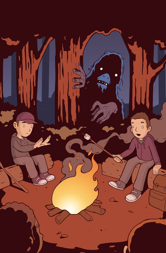 Bigfoot Sightings in Utah Bring Campfire Stories Alive