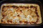 Scheff's Table: Au Gratin Potatoes with Parmigiano-Reggiano and herbs