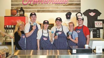 Providing Special Needs Jobs and Delicious Ice Cream Howdy Homemade Ice Cream Finds a Home in Utah