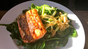 Cabin Cuisine: Superb food & views at Lookout Cabin