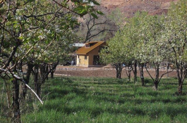 Human-Scale Design, Native Plants and Paths are the Norm in Moab's New Suburb