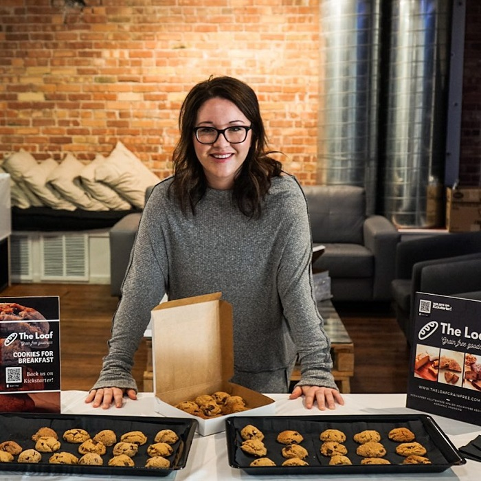 Today Is National Lucky Penny Day! Let's Make It Lucky for Utah Baker Johanna Dasteel!
