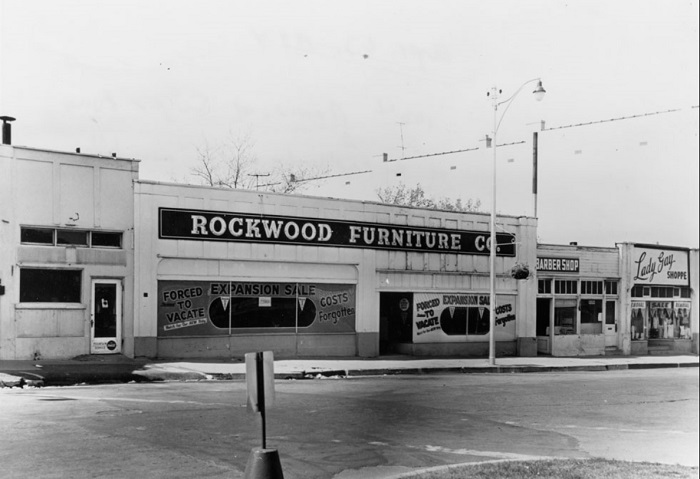 Rockwood Furniture: Rockwood Family is still a Bedrock of Sugar House Business
