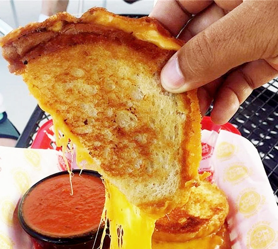 Tom+Chee: Everyone Loves a Great Grilled Cheese