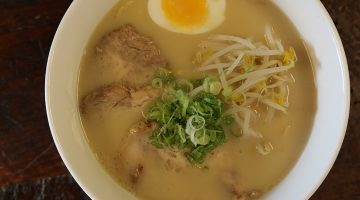 Tosh's Ramen Comes to Holladay