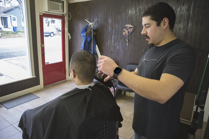 Avenues Barber: Keeping Men Handsome for over a Century
