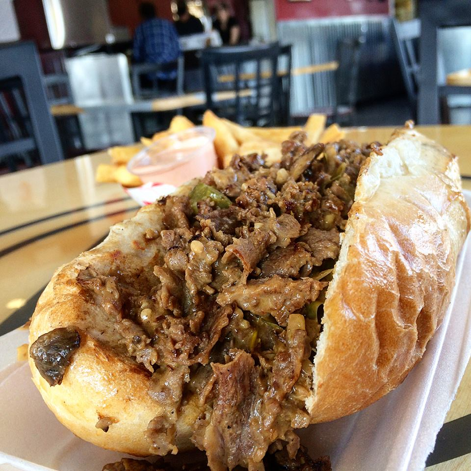 A Cheesesteak State of Mind: Two Under-the-Radar Cheesesteak Emporiums