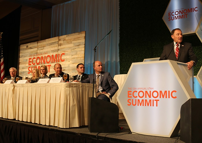 Utah Governor's Economic Summit