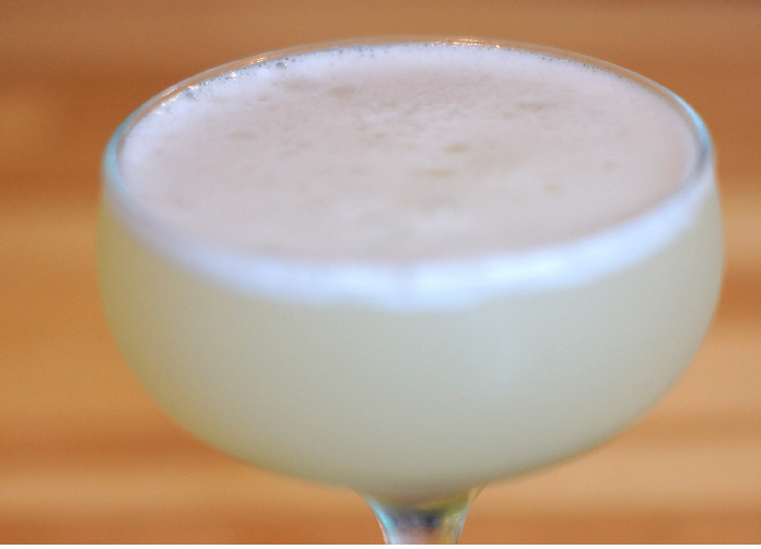 Water Witch's Coconut Daiquiri