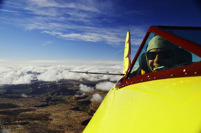 Redtail Air: Fly Like a Hawk over Utah's Stunning Scenery