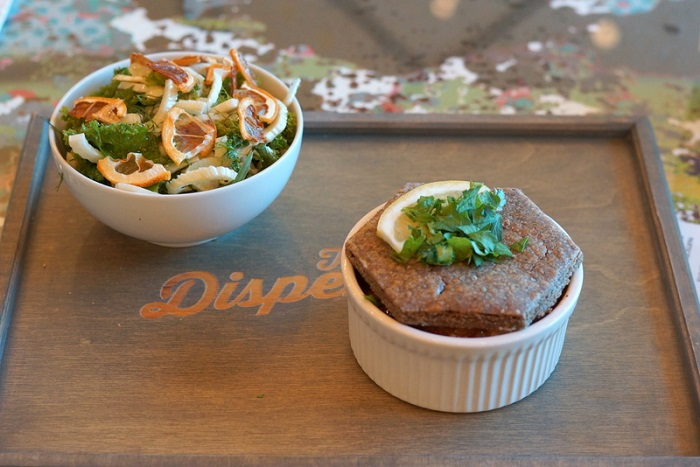 Conscious Dining: A Visit to The Dispensary