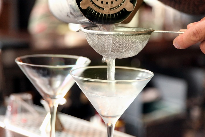 Left Bank Martini Recipe