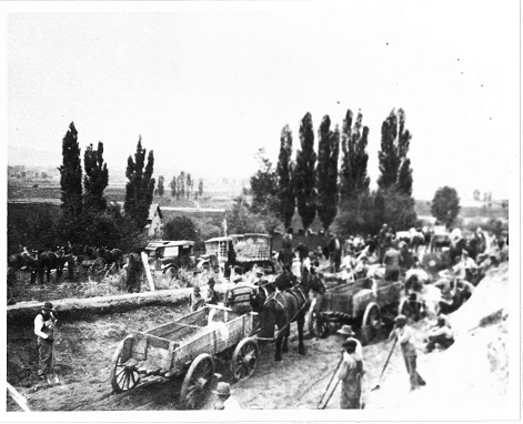 Cache Valley Canals: Early Pioneers Worked for Their Water