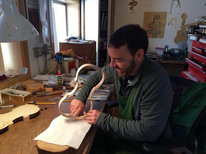 John Young: Luthier