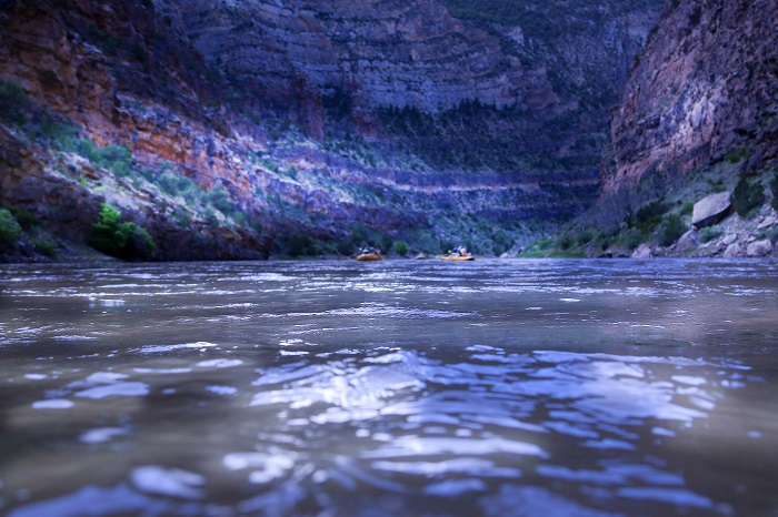 Rafting the Yampa: A Libertarian Publisher is Exposed to the Beliefs, History and Ideology of Environmental Protectionists